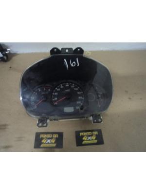 Painel Instrumento Velocímetro Dakar 2015 Manual Fundo Preto