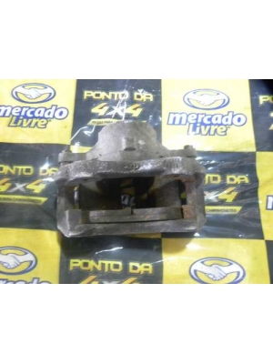 Pinça Freio Dianteira Direita 1 Pistão S10 4x2 1996 A 2012