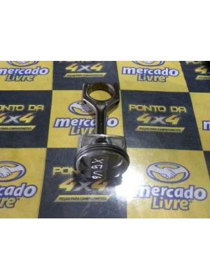 Pistão Com Biela Bmw X5 3.0 6cc 2008