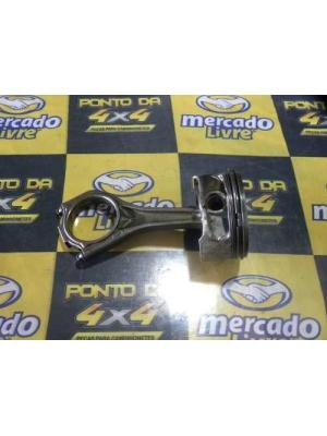 Pistão Com Biela Bmw X5 4.8 V8 2008