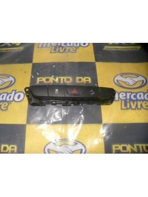 Botão Pisca Alerta Fiat Toro 800031683