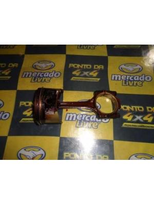 Pistão Com Biela Pajero Dakar V6 Gasolina