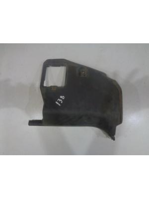 Acabamento Inferior Coluna Dianteira Esq Toyota Hilux 02/04