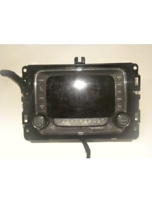 Radio Som Fiat Toro Original 51962359