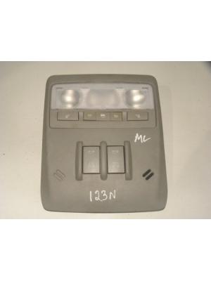Luz Teto Chevrolet Tracker 13 A 15 Com Teto Solar
