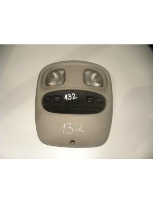 Luz Teto Cherokee 01 Com Computador De Bordo