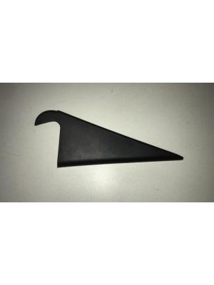 Acabamento Triângulo Porta Traseira Esquerda Crv 2007/11