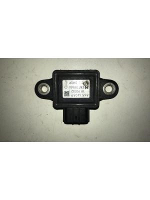Módulo Sensor Aceleração 8651a059 Pajero Full