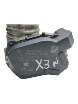 Tbi Corpo Borboleta A2c83786800 Bmw X3 Xdrive20i Wx31 2014