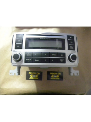 Aparelho De Som Original Hyundai Santa Fé 2008