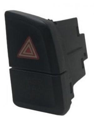 Botão Comando Pisca Alerta Audi Q5 2010 Cod 8r1 941 509 A