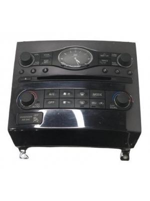 Comando Ar Condicionado E Multimídia Infiniti Fx35 2011