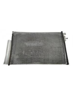 Condensador Ar Condicionado Chevrolet Tracker 2015 Torto