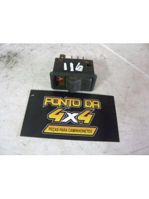 Comando Pisca Alerta F1000 1997