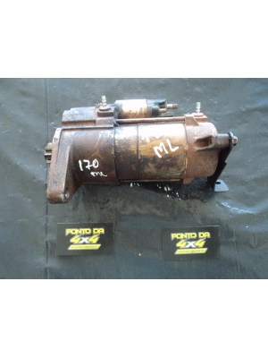 Motor Arranque Land Rover Discovery 4 3.0 2010 Diesel